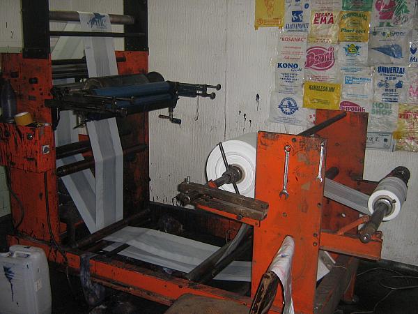 Prodaja masina za proizvodnju kesa