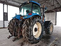 Prodajem traktor New Holland TG285