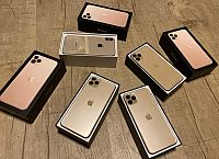 Apple iPhone 11 Pro 64GB = $500USD , Apple iPhone 11 Pro Max 64GB = $550USD Apple iPhone 11 64GB = $450,Apple iPhone XS 64GB = $400USD , iPhone XS Max 64GB = $430USD , Whatsapp Chat: +27837724253